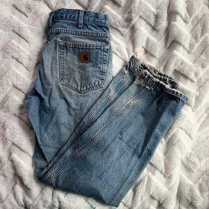 Carhartt Light Distressed Jeans